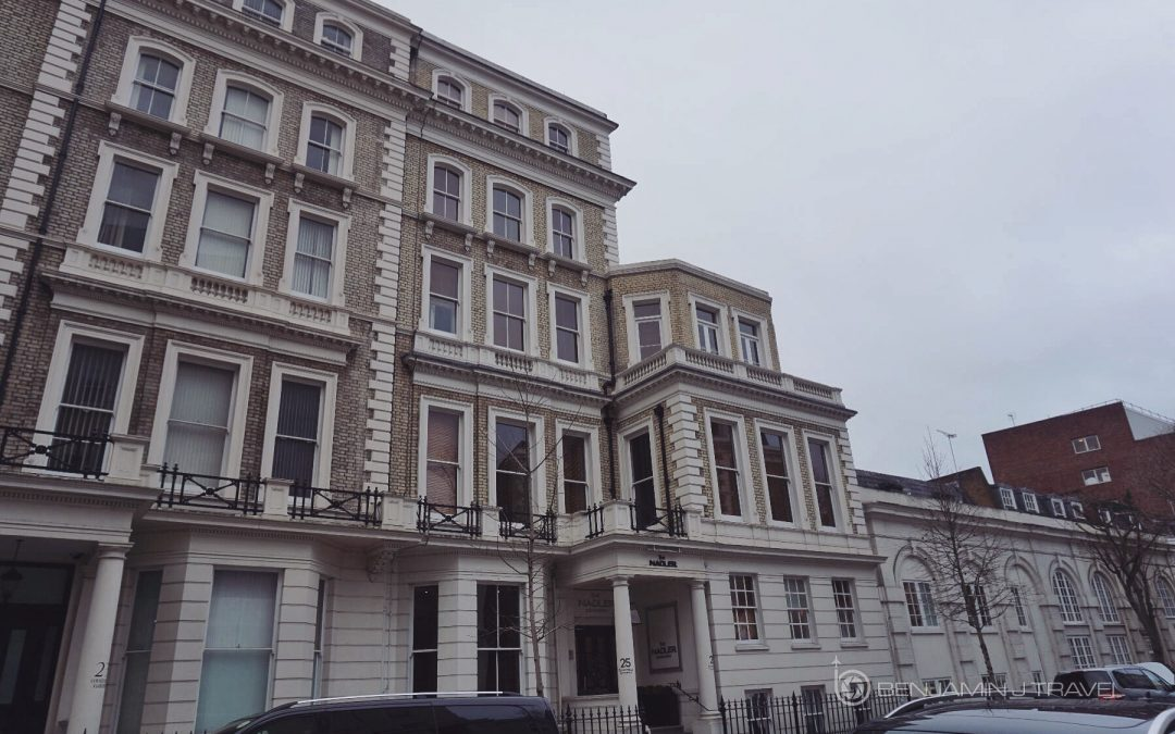 Hotel Review: The Nadler Kensington   London