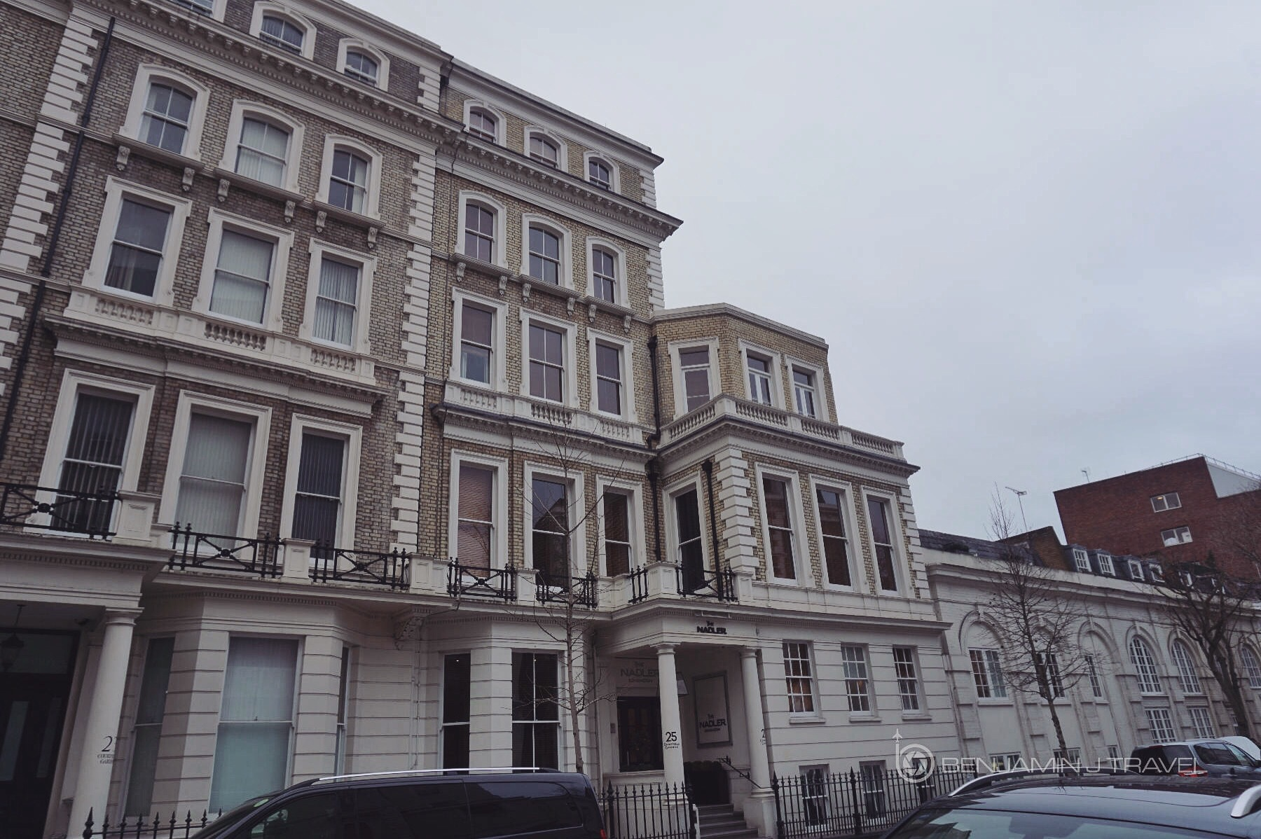 Hotel Review The Nadler Kensington London