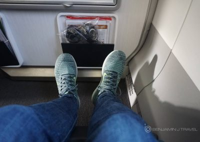 Trip Report: Cathay Pacific A350 Premium Economy | Singapore to Hong Kong