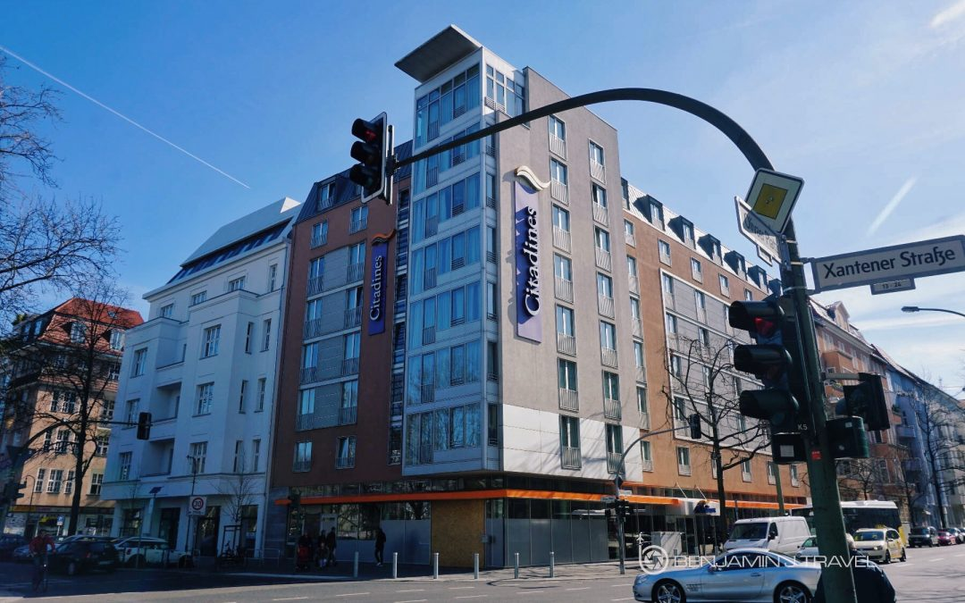 hotel review citadines kurf rstendamm berlin. Black Bedroom Furniture Sets. Home Design Ideas