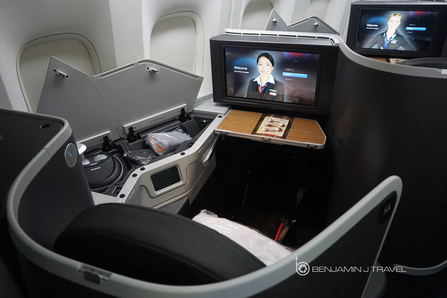 Trip Report American Airlines 777 200 Retrofitted
