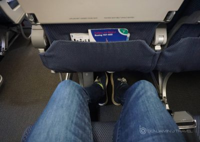 Trip Report: British Airways 747 Economy Class | London to Dallas