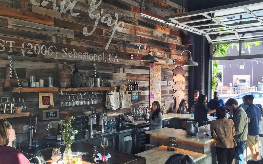 Destination Spotlight: Wind Gap Wines | Sebastopol, California