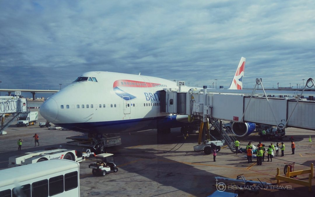 Trip Report: British Airways 747 Economy Class | London Heathrow to Dallas