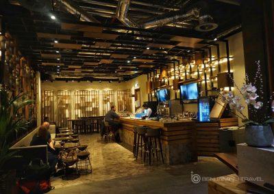 Lounge Review: Plaza Premium Lounge   London Heathrow   Terminal 2 Arrivals