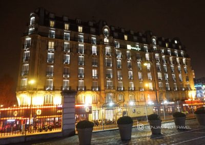 Hotel Review: Holiday Inn Paris Gare de l'Est