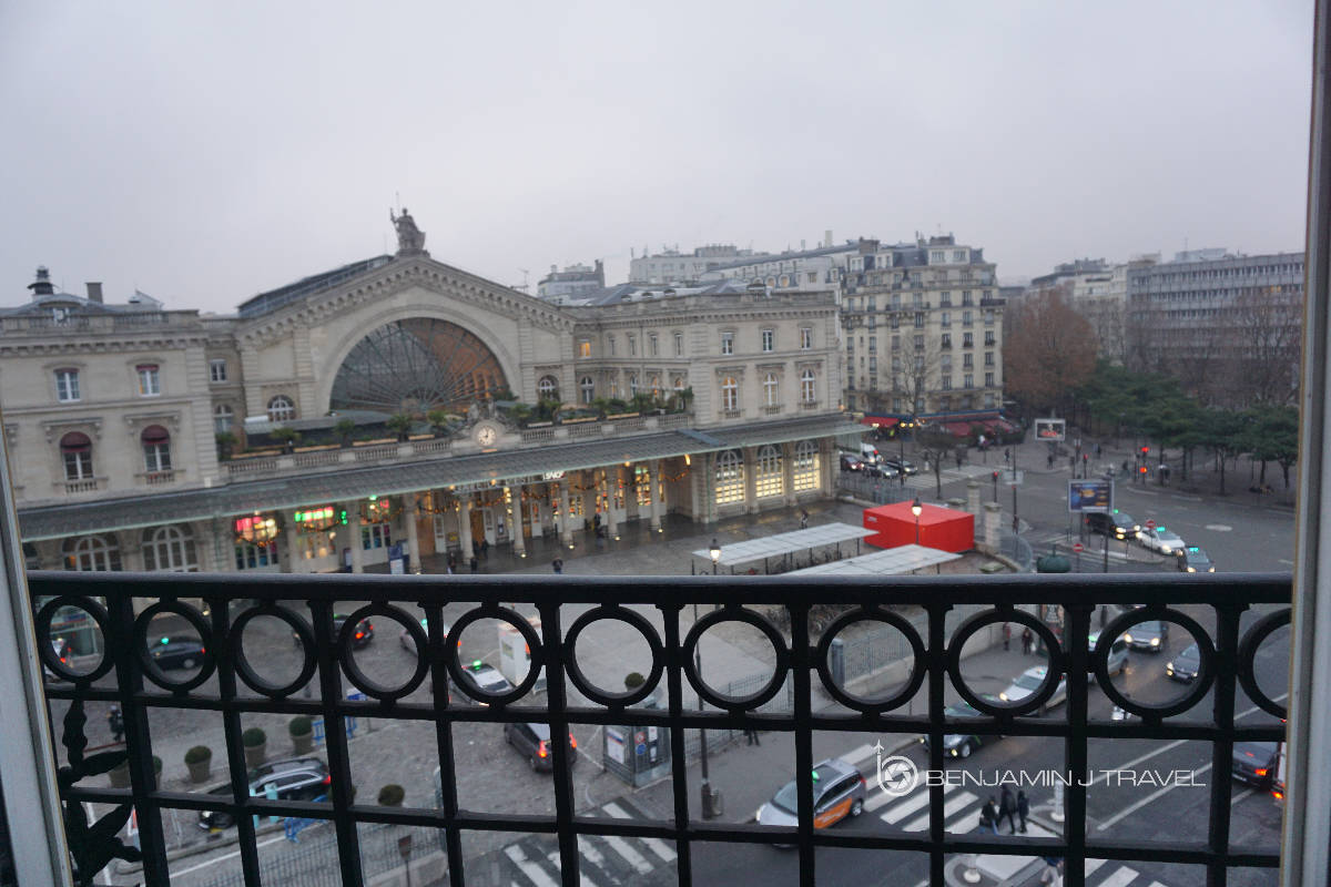 Hotel Review  Holiday Inn Paris Gare De L U0026 39 Est