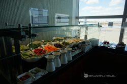 Lounge Review: New York LaGuardia Amex Centurion Lounge