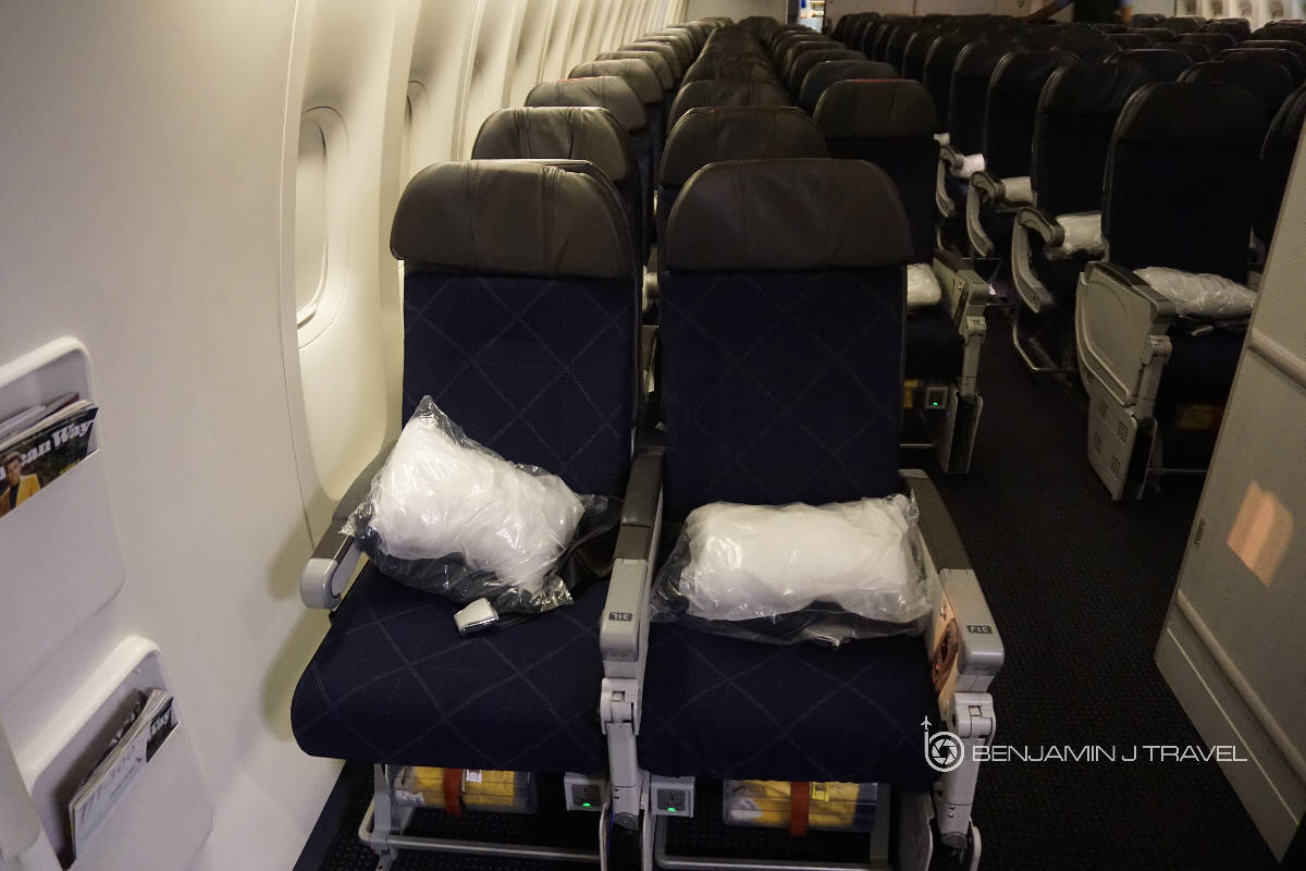 Trip Report American Airlines 777 300er Economy Class
