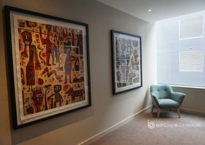 Hotel Review: The Larwill Studio | Melbourne Art Series Hotels