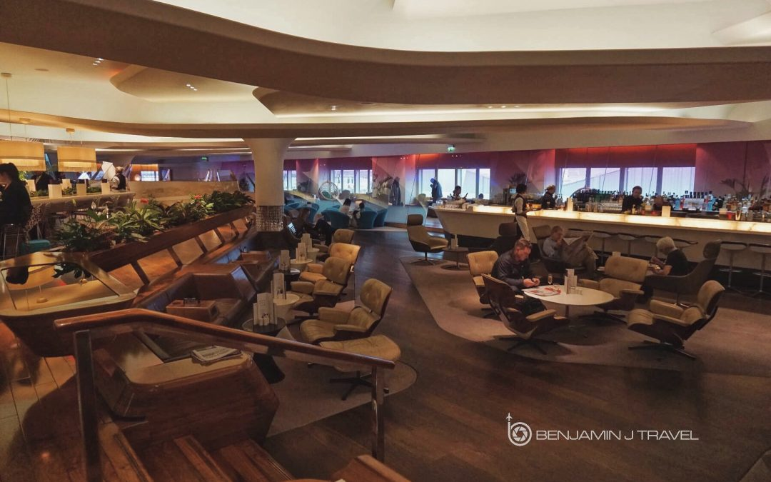 Do Virgin Atlantic Premium Economy Passengers Receive Lounge Access?