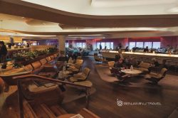Lounge Review: Virgin Atlantic Clubhouse & Upper Class Wing | London Heathrow Trip Report: Virgin Atlantic A340 Upper Class | London Heathrow to Atlanta, Virgin Atlantic Premium Economy Lounge Access, Virgin Atlantic Premium Economy Passengers Receive Lounge Access