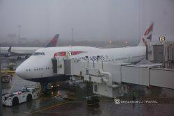 Trip Report: British Airways 747-400 Economy Class   Boston to London