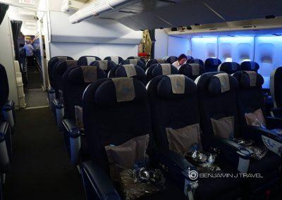 Trip Report: British Airways 747-400 Economy Class   Boston to London Premium Economy