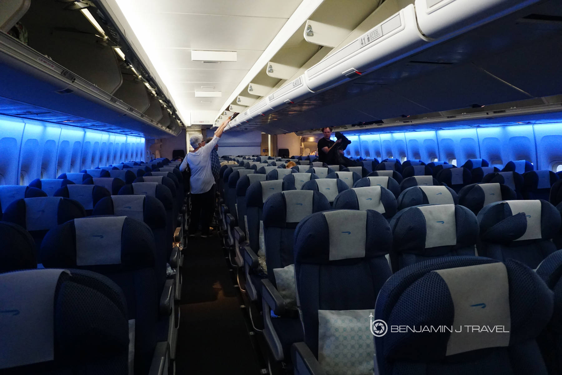 Trip Report British Airways 747 400 Economy Class