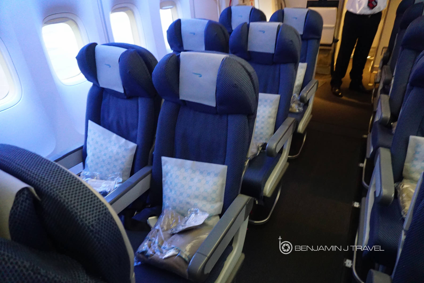 Trip Report British Airways 747 400 Economy Class