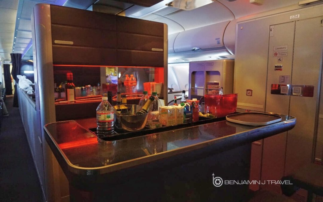 Report: Virgin Atlantic A340 Upper Class | London Heathrow To Atlanta