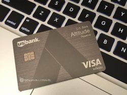US Bank Altitude Reserve Infinite Visa Card Benjamin J Travel