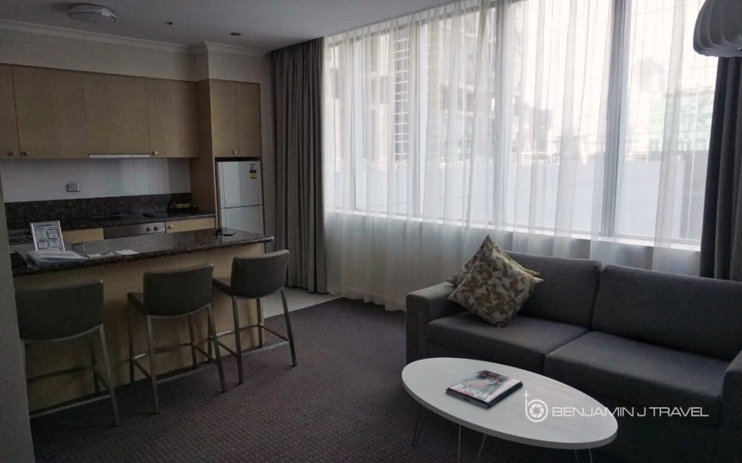 Hotel Review: Clarion Suites Gateway | Melbourne