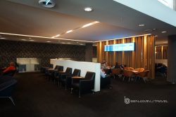 Lounge Review: Qantas T3 Domestic Business Lounge   Sydney Blog Terminal Paxex