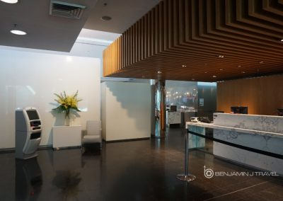 Lounge Review: Qantas T3 Domestic Business Lounge | Sydney Blog Terminal Paxex