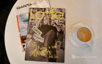 Lounge Review: Qantas T3 Domestic Business Lounge | Sydney