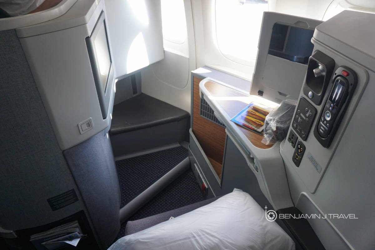 Trip Report American Airlines 777 300er Business Class