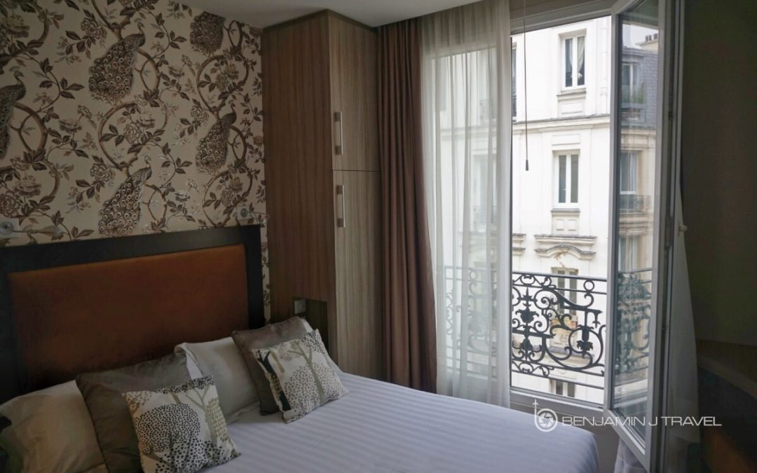 Hotel Review: Hotel International Paris | 11th Arrondissement