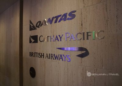 Lounge Review: oneworld Business Class Lounge LAX | Los Angeles