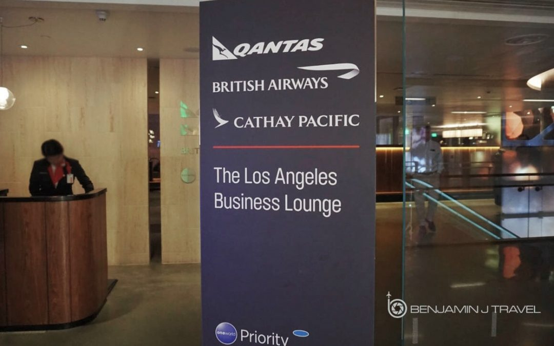 Lounge Review: oneworld Business Class Lounge LAX
