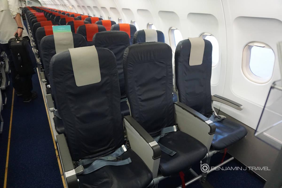 Business Class Travel Air Canada
