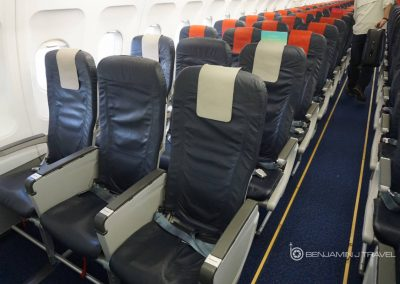 Trip Report: Brussels Airlines Business Class | A319 | Marseille to Brussels Airline Blog Review