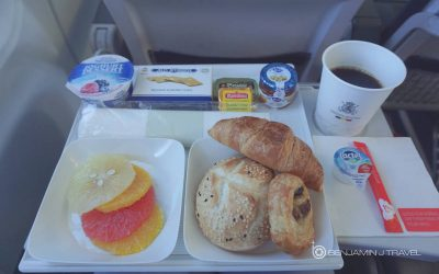 Trip Report: Brussels Airlines Business Class | A319 | Marseille to Brussels