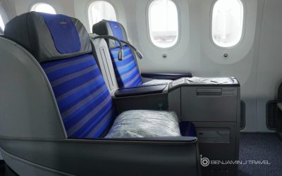 Trip Report: LOT Polish Business Class   787   Warsaw to Chicago