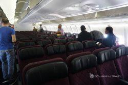 Trip Report: Qantas A330 Economy Class   Sydney to Melbourne