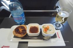 Trip Report: Swiss A320 Business Class | Zurich to Nice