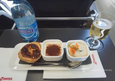 Trip Report: Swiss A320 Business Class | Zurich to Nice