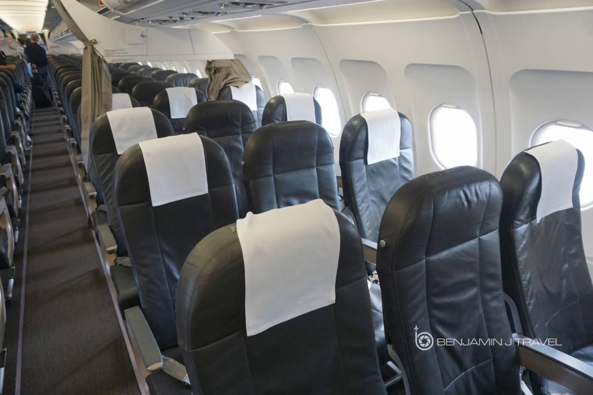 Trip Report Swiss A320 Business Class Zurich To Nice