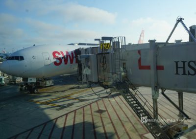 Trip Report: SwisTrip Report: Swiss 777-300ER Business Class | Los Angeles to Zurich Blog Airline Review