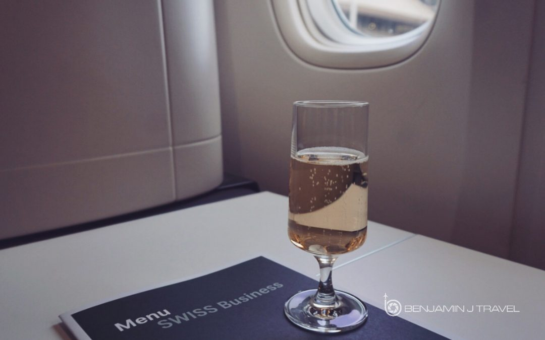Trip Report: Swiss 777-300ER Business Class | Los Angeles to Zurich