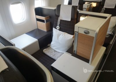 Trip Report: Swiss 777-300ER Business Class | Los Angeles to Zurich Blog Airline Review