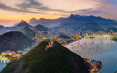 20,000 Bonus AAdvantage Miles on Your South America Trip