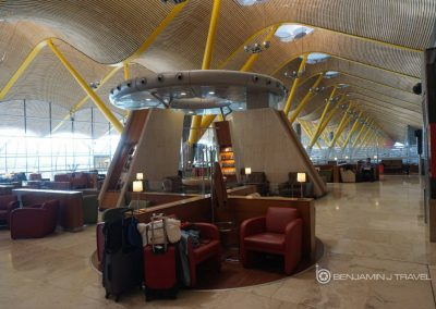 Lounge Review: Iberia Dalí VIP Lounge | Madrid Terminal 4 Sala VIP Airport Blog Review