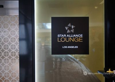 Lounge Review: Star Alliance Business Class Lounge LAX Los Angeles TBIT Blog Review