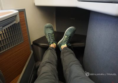 Trip Report: American Airlines Business Class | 777-300ER | DFW to London Heathrow Blog Review August 2017