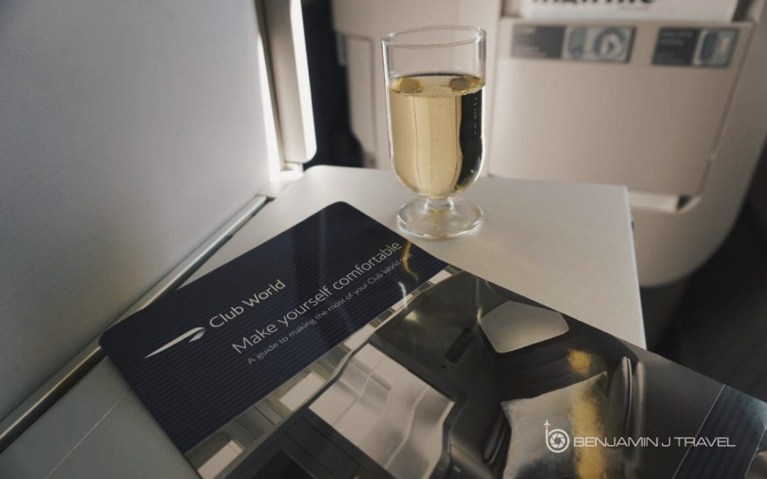 Trip Report: British Airways 777 Club World | DFW to London Heathrow