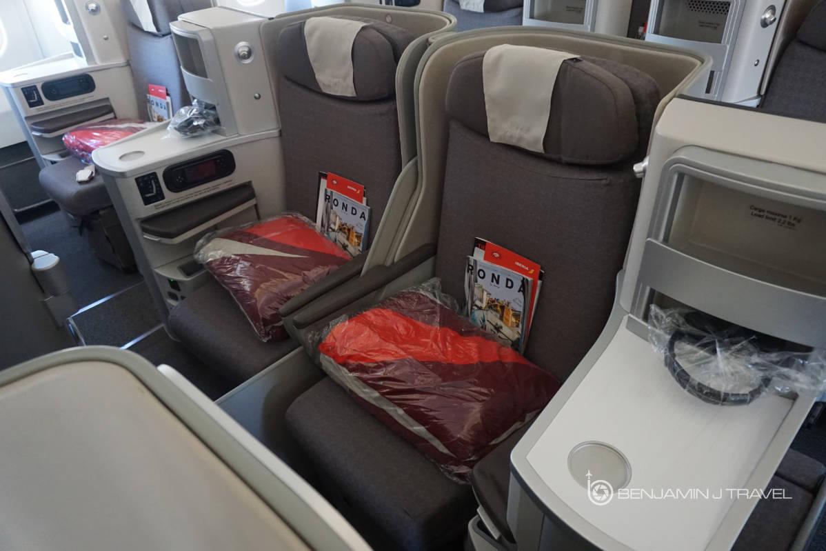 Trip Report Iberia Economy Class A340 Madrid To Chicago
