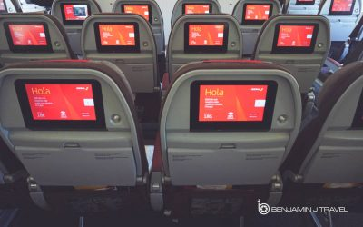Trip Report: Iberia Economy Class | A340 | Madrid to Chicago