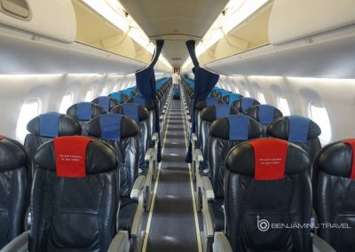 Trip Report: LOT Polish Business Class | E190 | Brussels to Warsaw Embraer Airline Blog Review