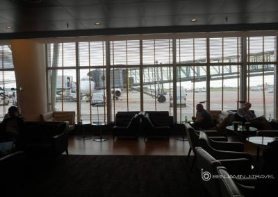 Lounge Review: Bolero Lounge | Warsaw Chopin Airport Blog Review Priority Pass